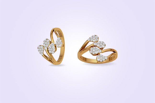 Buy Diamond Rings line in India