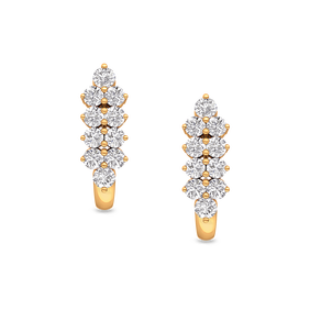 1fab8429073 Buy Diamond Earrings Online in India