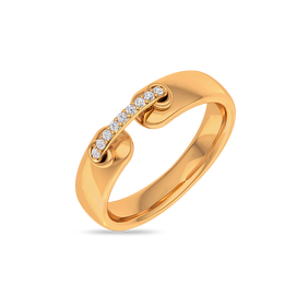 Buy Diamond Rings Online in India 100 Certified Gold and Diamond